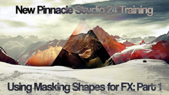 Using Masking Shapes for Creating FX