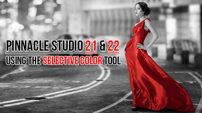 Learn The Selective Color Tool