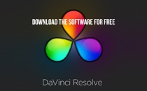 Dowload DaVinci Resolve Lite Software for FREE!