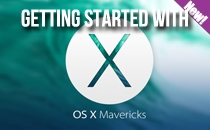 Getting Started with Apple OSX Mavericks