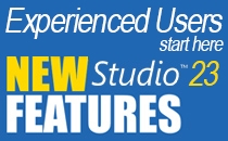 Experienced Users Start Here- Just The New Features in PS23