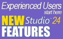 Experienced Users Start Here- Just The New Features in PS24