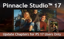 Chapter 19: What's New in Pinnacle Studio 17
